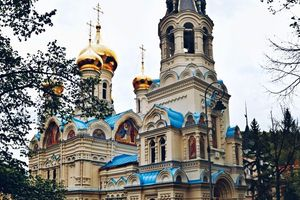 The most beautiful churches of Karlovy Vary
